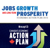 Economic Action Plan 2013 � Jobs, Growth and Long-term Prosperity