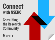 Connect with NSERC