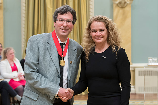 Celebrating Canada's Top Natural Sciences and Engineering Researchers